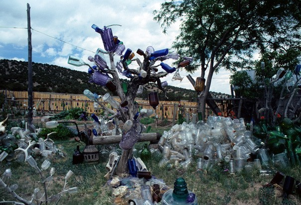Ardell Scartaccini, New Mexico Glass Garden